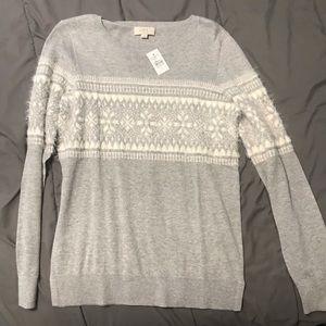 Grey Loft Sweater